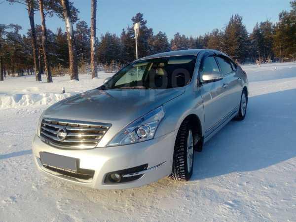 Nissan Teana, 2013 год, 855 000 руб.