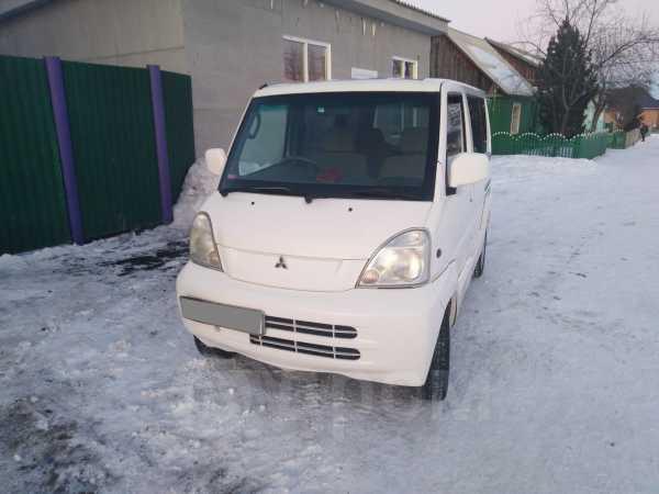 Mitsubishi Town Box Wide, 1999 год, 220 000 руб.