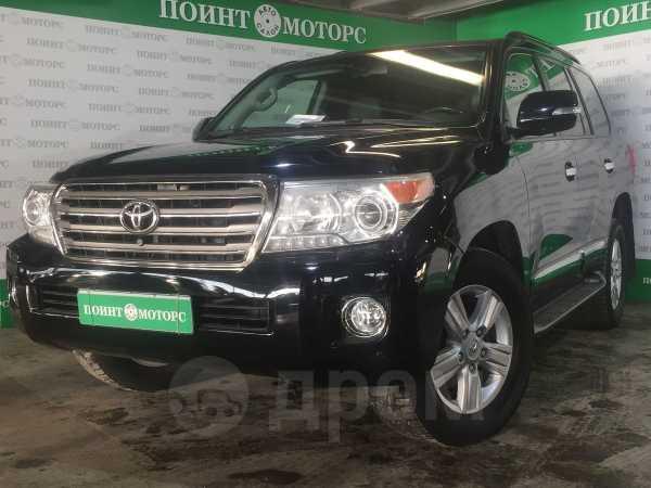 Toyota Land Cruiser, 2014 год, 2 193 700 руб.