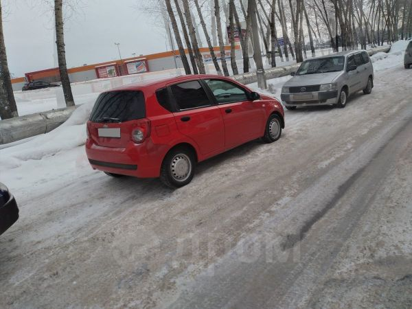 Chevrolet Aveo, 2011 год, 217 000 руб.