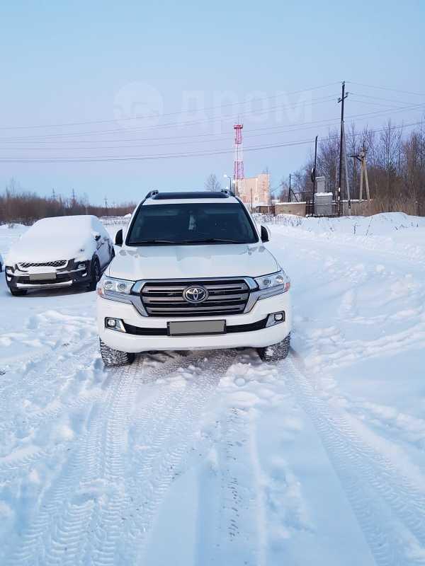 Toyota Land Cruiser, 2016 год, 3 299 000 руб.