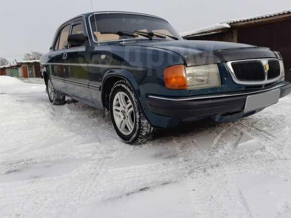 ГАЗ 3110 Волга, 2000 год, 98 000 руб.