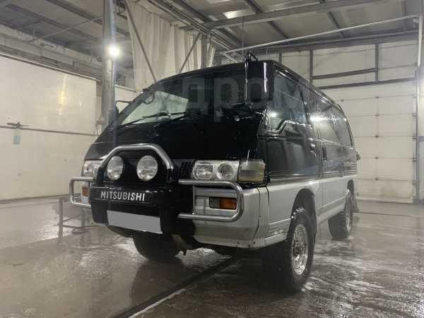 Mitsubishi Delica, 1992 год, 185 000 руб.