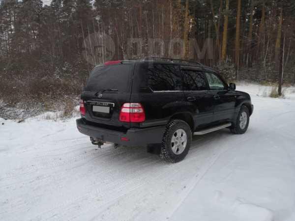 Toyota Land Cruiser, 2003 год, 840 000 руб.