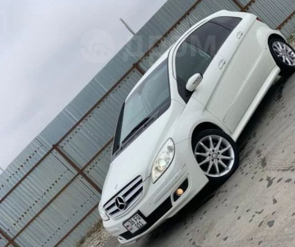Mercedes-Benz B-Class, 2007 год, 485 000 руб.