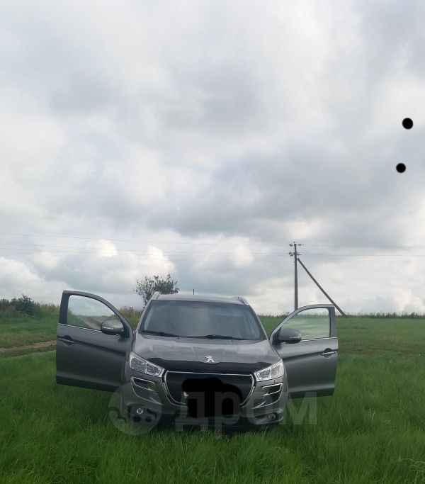 Peugeot 4008, 2012 год, 600 000 руб.