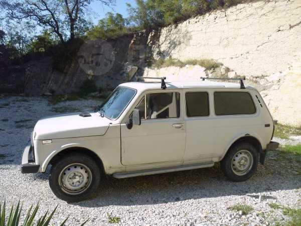 Лада Нива Пикап, 1995 год, 110 000 руб.