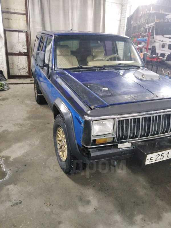 Jeep Cherokee, 1992 год, 230 000 руб.