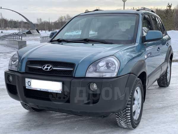Hyundai Tucson, 2006 год, 500 000 руб.
