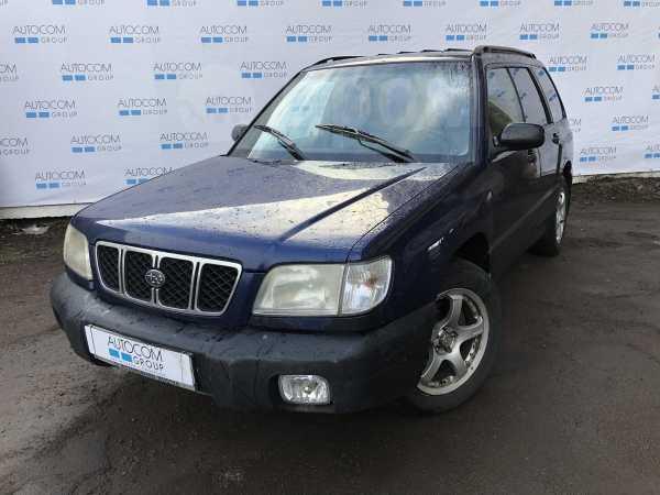 Subaru Forester, 2000 год, 229 600 руб.