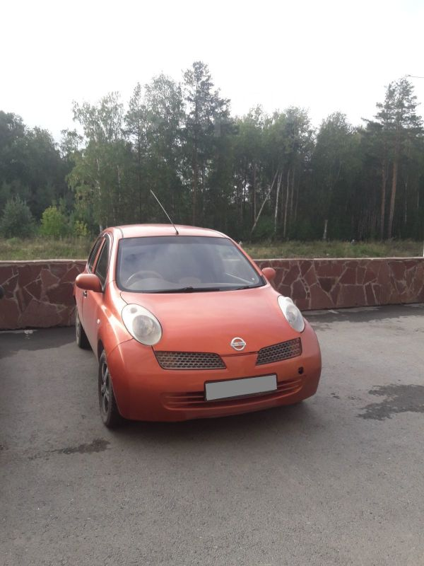 Nissan March, 2003 год, 149 000 руб.