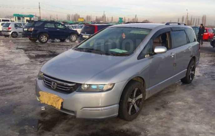 Honda Odyssey, 2005 год, 420 000 руб.