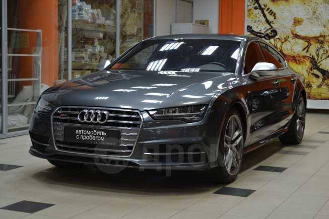 Audi S7, 2015 год, 2 499 000 руб.
