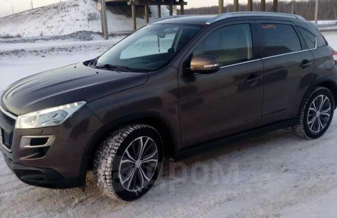 Peugeot 4008, 2012 год, 495 000 руб.