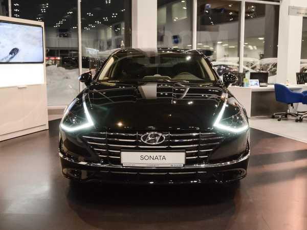 Hyundai Sonata, 2019 год, 1 784 000 руб.