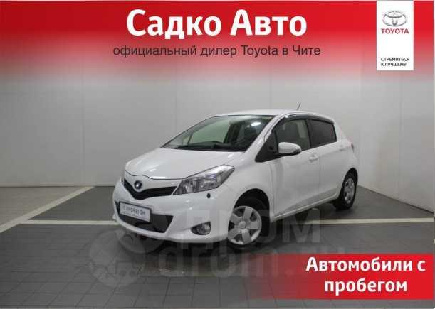 Toyota Vitz, 2011 год, 438 000 руб.