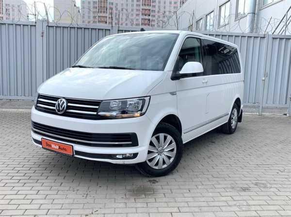 Volkswagen Caravelle, 2018 год, 2 307 000 руб.