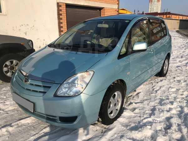 Toyota Corolla Spacio, 2004 год, 350 000 руб.