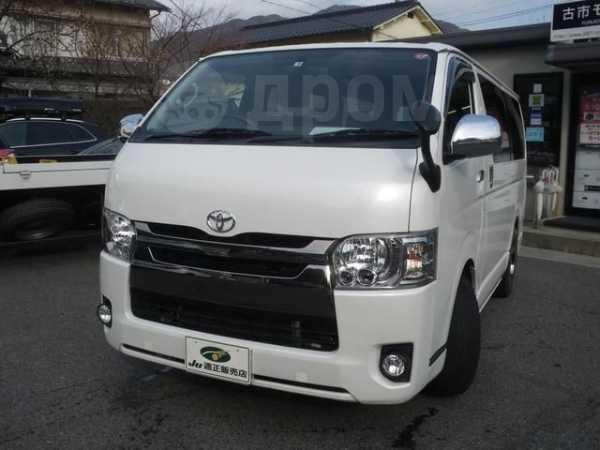 Toyota Hiace, 2017 год, 1 420 000 руб.