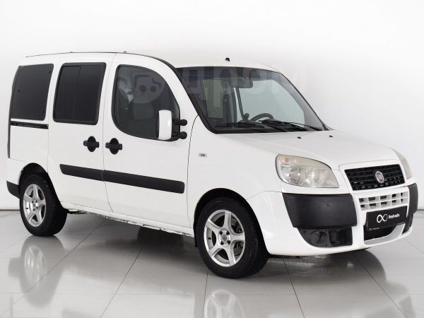 Fiat Doblo, 2011 год, 455 000 руб.