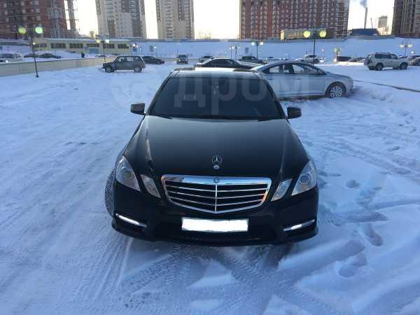 Mercedes-Benz E-Class, 2012 год, 1 050 888 руб.