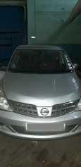 Nissan Tiida Latio, 2009 год, 350 000 руб.