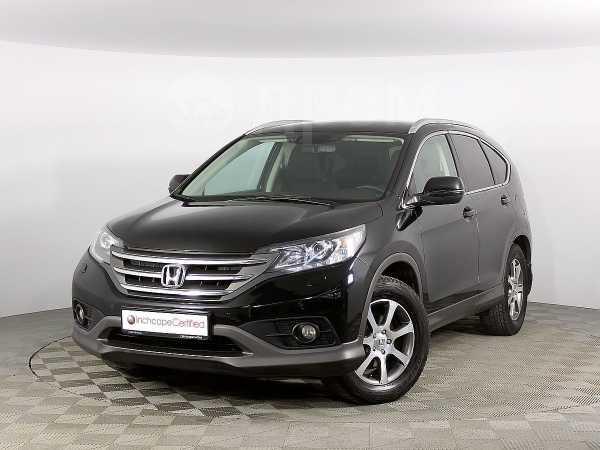 Honda CR-V, 2013 год, 970 000 руб.