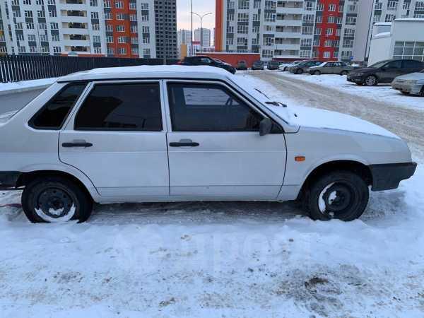 Лада 21099, 2002 год, 140 000 руб.