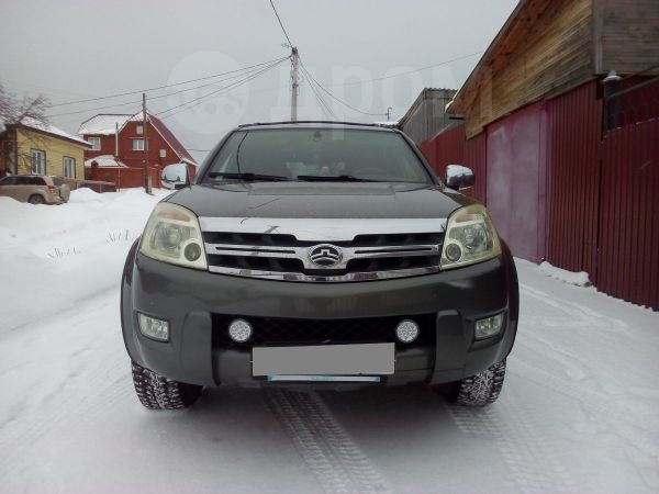 Great Wall Hover, 2007 год, 405 000 руб.