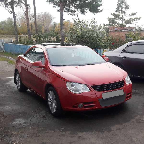 Volkswagen Eos, 2008 год, 555 000 руб.