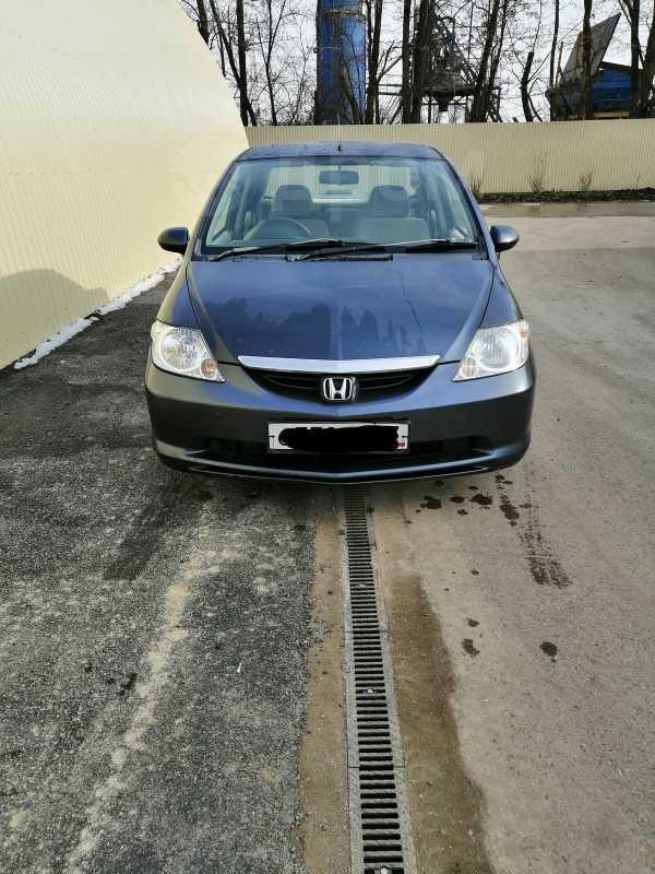 Honda City, 2003 год, 190 000 руб.