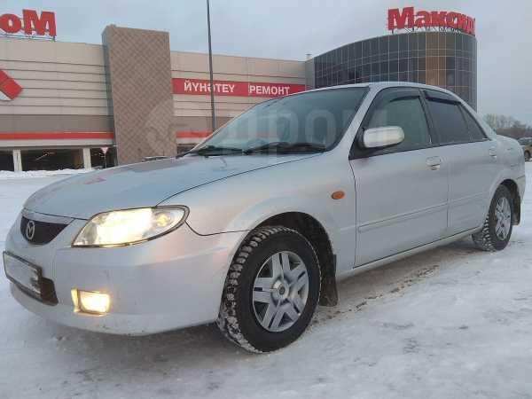 Mazda Familia, 2003 год, 129 000 руб.