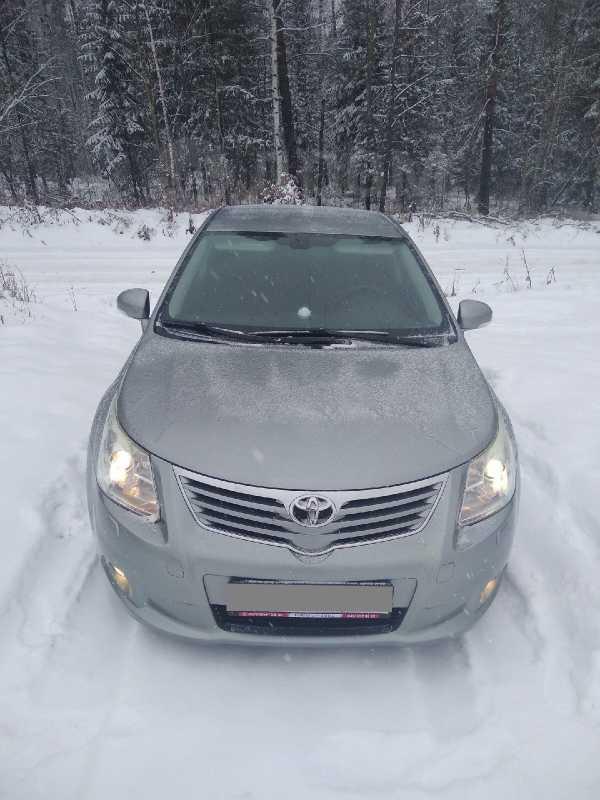 Toyota Avensis, 2009 год, 719 000 руб.
