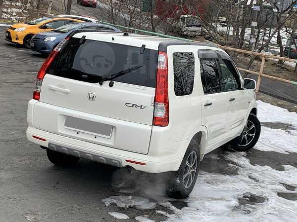 Honda CR-V, 2006 год, 510 000 руб.