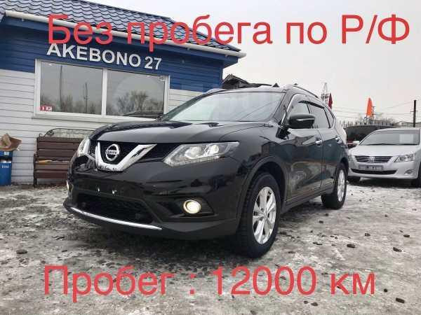 Nissan X-Trail, 2016 год, 1 215 000 руб.