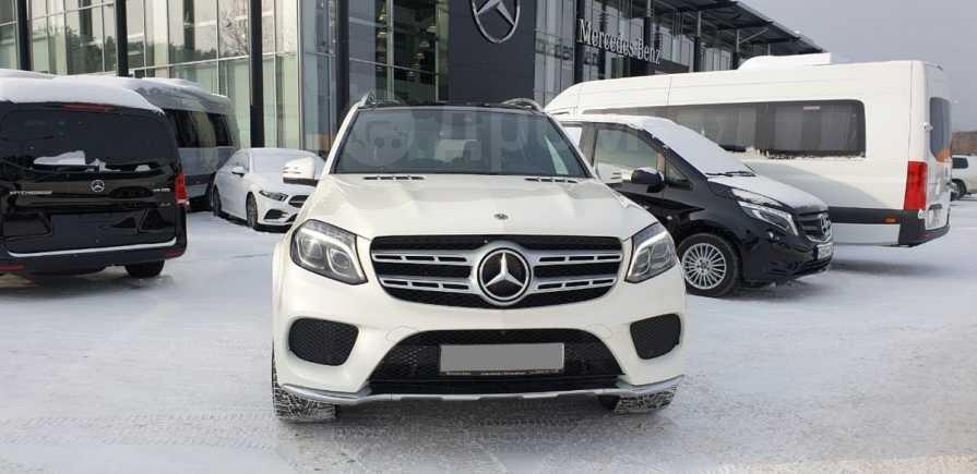 Mercedes-Benz GLS-Class, 2017 год, 3 850 000 руб.