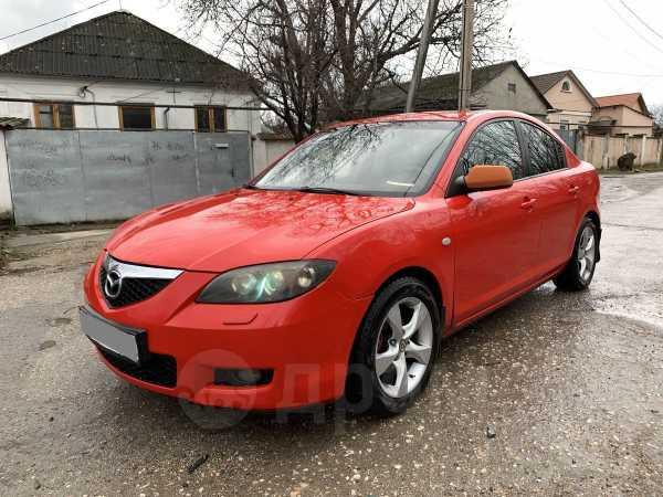 Mazda Mazda3, 2007 год, 239 000 руб.