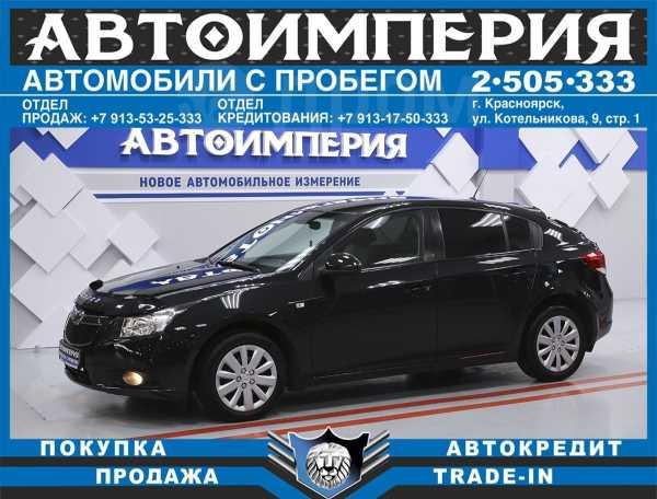 Chevrolet Cruze, 2012 год, 463 000 руб.