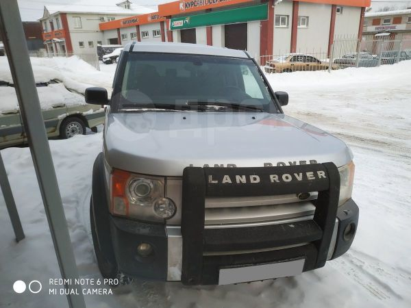 Land Rover Discovery, 2004 год, 589 000 руб.