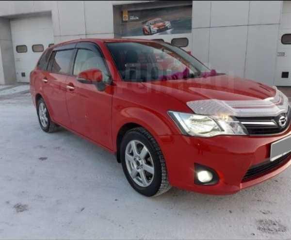 Toyota Corolla Fielder, 2013 год, 700 000 руб.