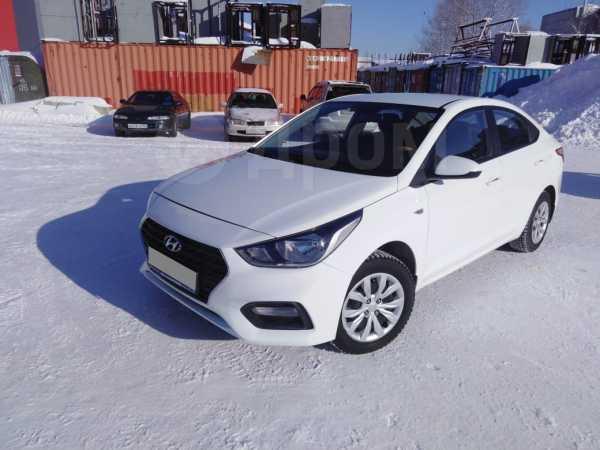Hyundai Solaris, 2018 год, 620 000 руб.
