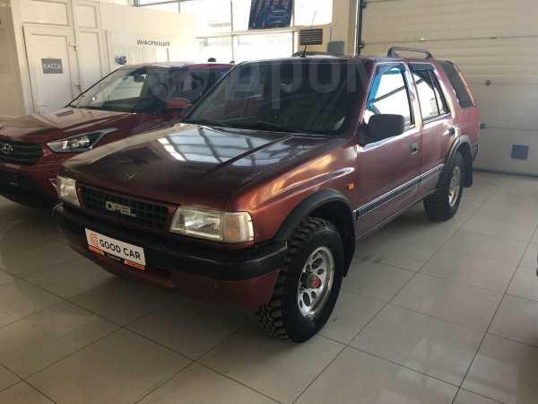 Opel Frontera, 1992 год, 199 000 руб.