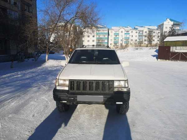 Jeep Grand Cherokee, 1998 год, 250 000 руб.