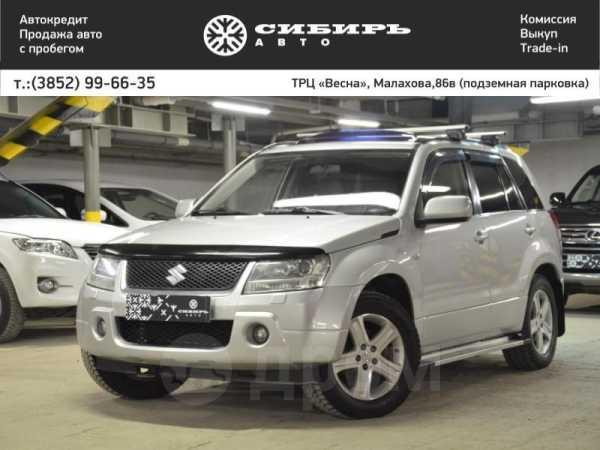 Suzuki Grand Vitara, 2007 год, 585 000 руб.