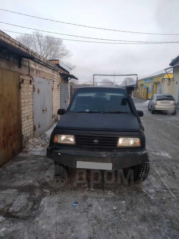 Suzuki Escudo, 1990 год, 160 000 руб.