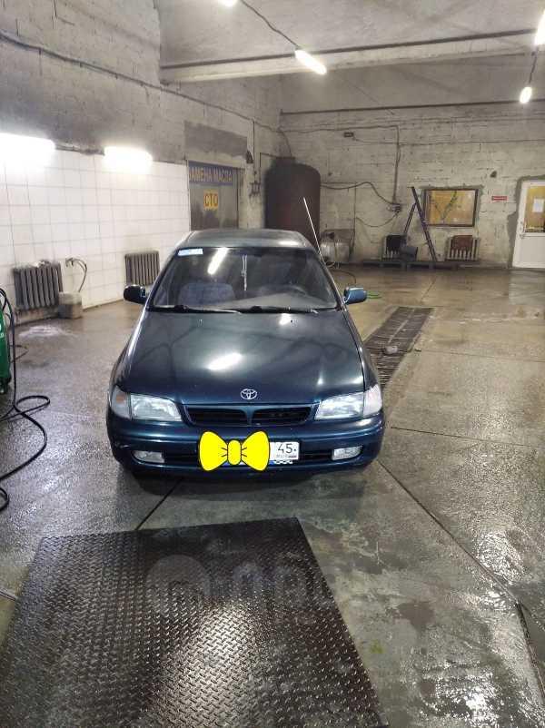 Toyota Carina E, 1997 год, 165 000 руб.