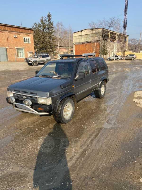Nissan Terrano, 1991 год, 185 000 руб.