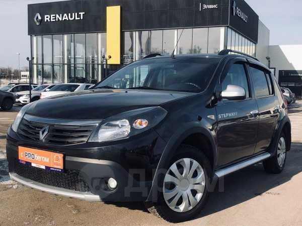 Renault Sandero Stepway, 2014 год, 474 000 руб.