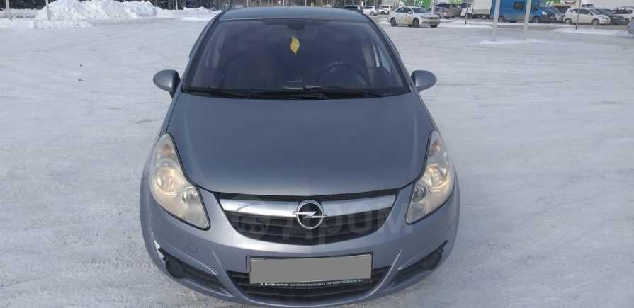 Opel Corsa, 2008 год, 260 000 руб.