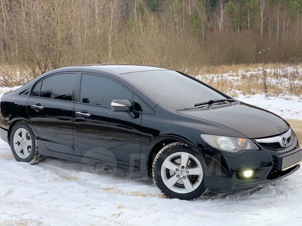 Honda Civic, 2009 год, 485 000 руб.